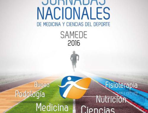 Jornadas Nacionales SAMEDE 2016