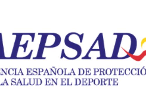 Licitación de la Agencia Española de Protección de la Salud en el Deporte
